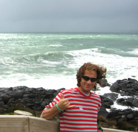 Chad (WSC Owner) Raglan, New Zealand